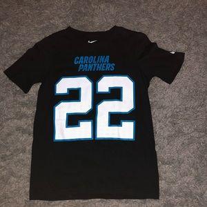 Carolina Panthers McCaffrey Shirt